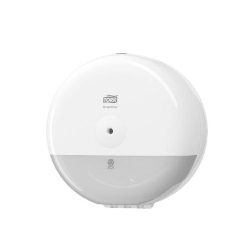 Tork SmartOne® mini dozownik do papieru toaletowego w roli; EAN13: 7322540803891