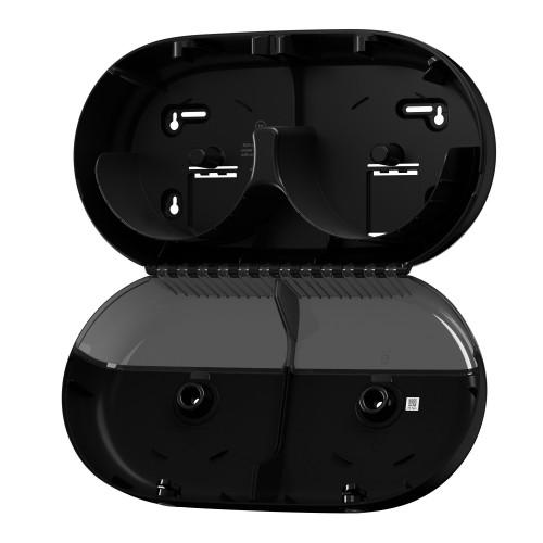 Tork SmartOne® Mini podwójny dozownik do papieru toaletowego w roli; EAN13: 7322540803938