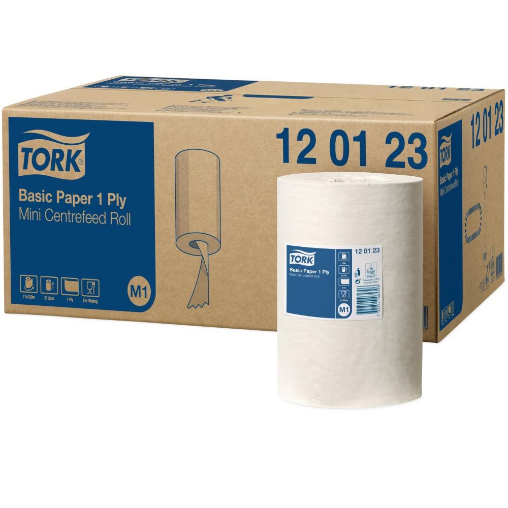 Tork czyściwo papierowe do podstawowych zadań; EAN13: 7322540465402