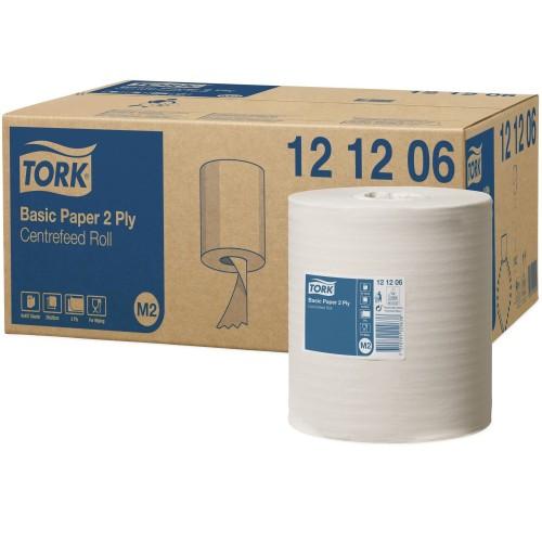 Tork czyściwo papierowe do podstawowych zadań; EAN13: 7310791229638