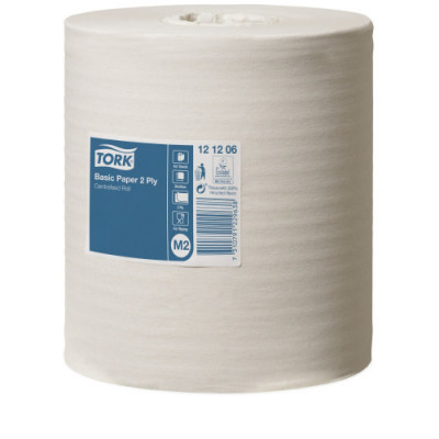 Tork czyściwo papierowe do podstawowych zadań