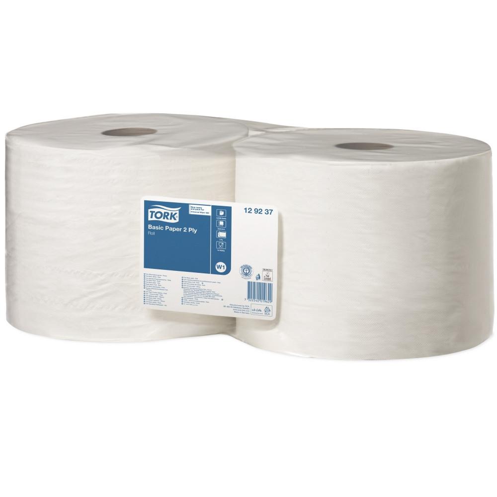 Tork czyściwo papierowe do podstawowych zadań; EAN13: 7322540019629