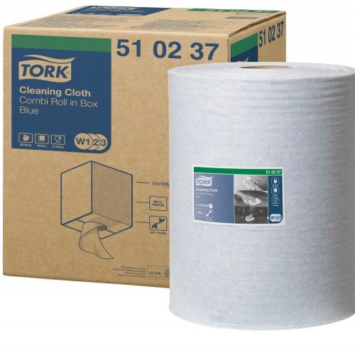 Tork czyściwo włókninowe wielozadaniowe W3; EAN13: 7322540057430