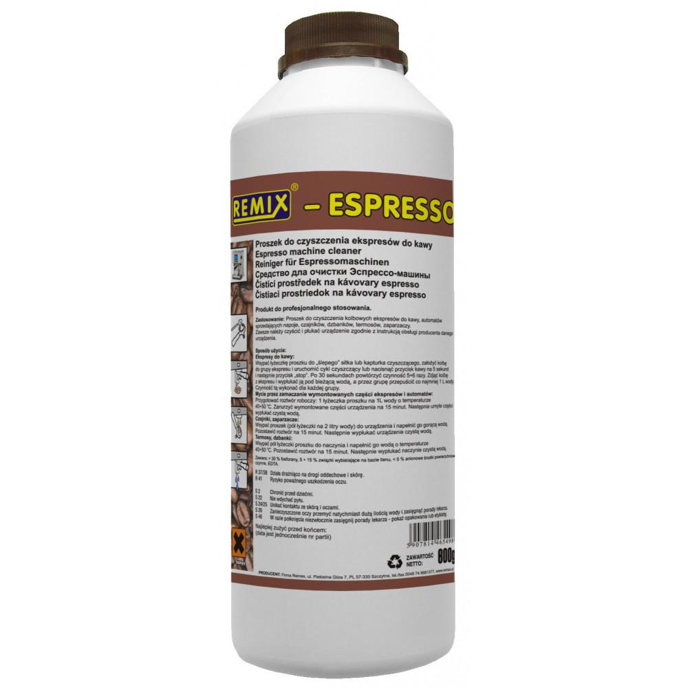 Remix ESPRESSO Proszek do czyszczenia kolb w ekspresach do kawy