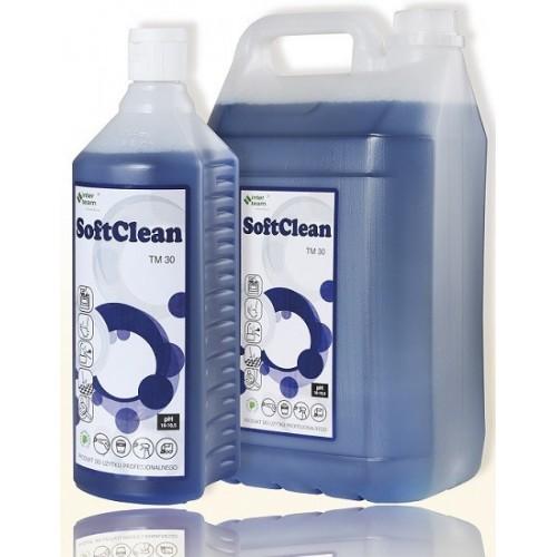 SoftClean TM 30 Skoncentrowany preparat do mycia powierzchni zmywalnych zasadowy