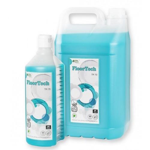 FloorTech TM 70 Skoncentrowany preparat myjąco- pielęgnująco - nabłyszczający