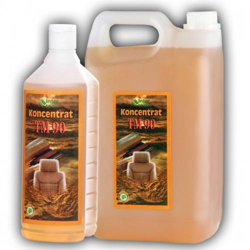 TapiTech TM 90 Skoncentrowany preparat do ekstrakcyjnego czyszczenia wykładzin dywanowych i tapicerki