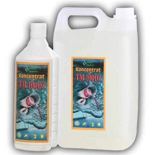 DezoClean TM 100 Dz Skoncentrowany preparat dezynfekcyjno - myjący