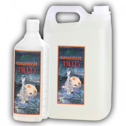 GastroClar TM 115 Skoncentrowany preparat  do płukania i nabłyszczania naczyń w zmywarkach