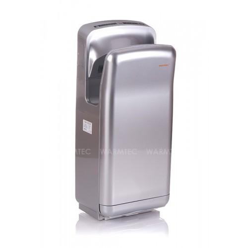 Warmtec Suszarka do rąk JetFlow 1650 ABS srebrna
