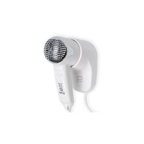 Warmtec Hotelowa suszarka do włosów P2 ABS - biała