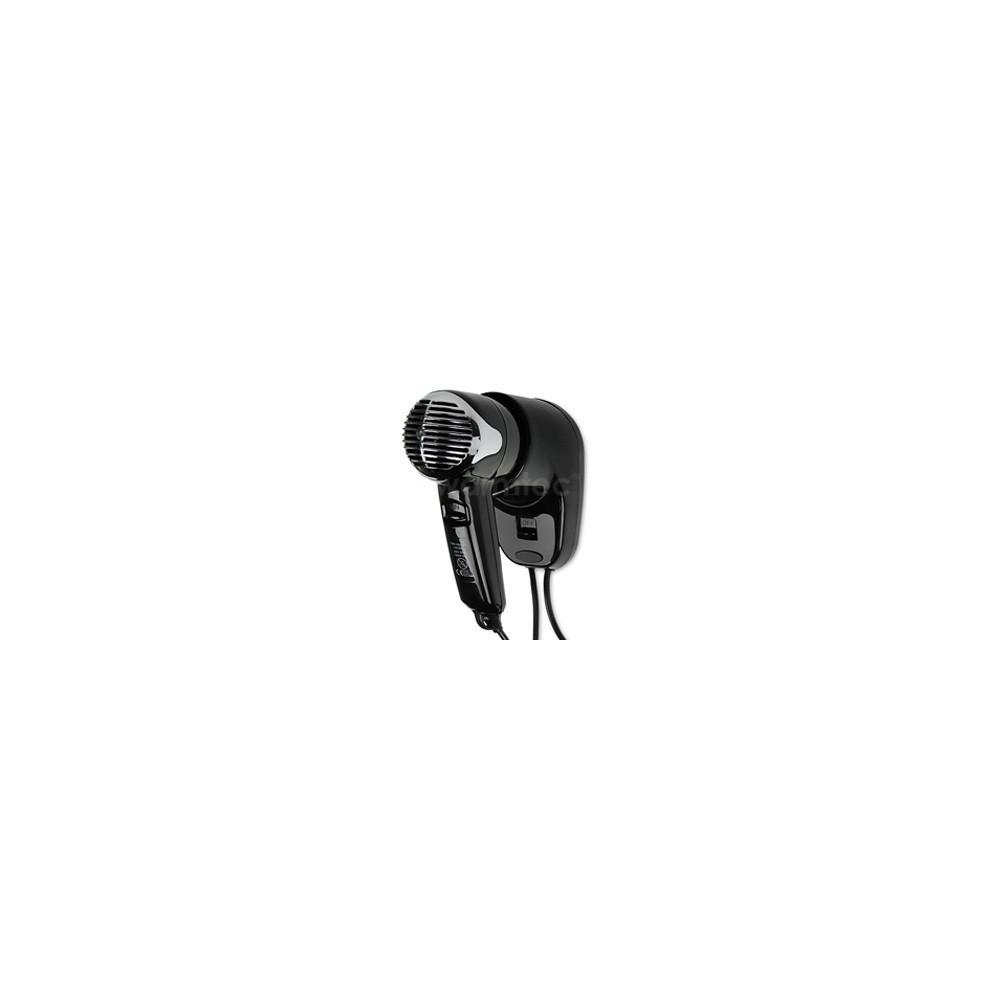 Warmtec Hotelowa suszarka do włosów P2 ABS - czarna