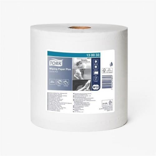 Tork czyściwo papierowe do średnich zabrudzeń 2-warstwowe 280m