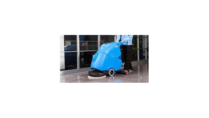 Niezawodne maszyny czyszczące do podłóg