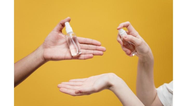 Środki dezynfekacyjne dla dłoni